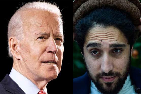 احمد مسعود نے امریکی مدد حاصل کرنے کے لیے لابنگ گروپ کی خدمات لے لیں