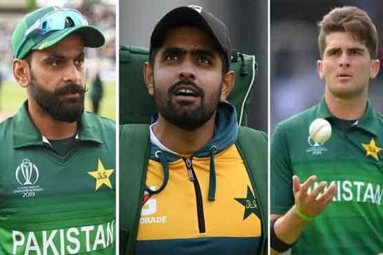 'پاکستان محفوظ ملک ہے': قومی کرکٹرز سیریز منسوخ ہونے پر مایوس