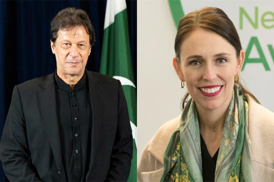 New Zealand PM requested PM Imran for cricket team's tour postponement