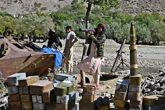 Outgunned and alone: How Panjshir's resistance fell to the Taliban