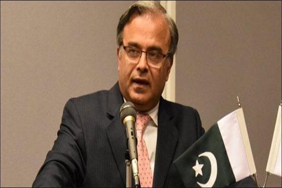 Broad-based US-Pakistan ties critical to advancing their mutual interests: Amb Asad Khan