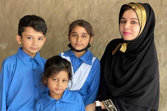 پاکستان کا ہر شہر تعلیم یافتہ بنانا چاہتی ہوں: رابی پیرزادہ