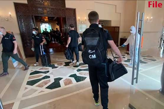New Zealand squad departs after abandoning Pakistan cricket series