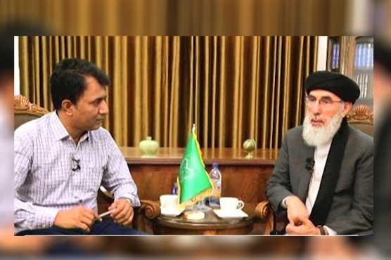 Foreign media damaging Pakistan's image over Panjshir allegations: Hekmatyar