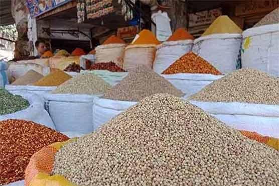 پشاور: دال اور چاول سمیت 22 اشیائے خورونوش کی قیمتوں میں اضافے سے شہری پریشان