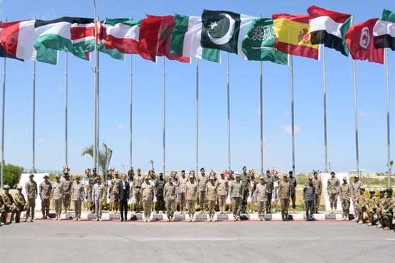 Multinational Exercise Bright Star 2021 concluded in Egypt