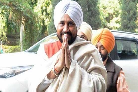 کانگریس پارٹی کا چرنجیت سنگھ چھنی کو بھارتی پنچاب کا وزیر اعلیٰ بنانے کا اعلان