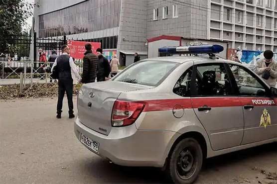 روسی شہر پرم کی یونیورسٹی میں فائرنگ، 8 افرادہلاک، متعدد زخمی
