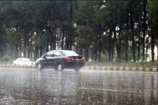 لاہور، اسلام آباد، راولپنڈی، اٹک اور گردو نواح میں گرج چمک کے ساتھ تیز بارش
