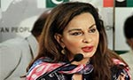 Ministers 'speaking the language of PM' against CEC: Sherry Rehman