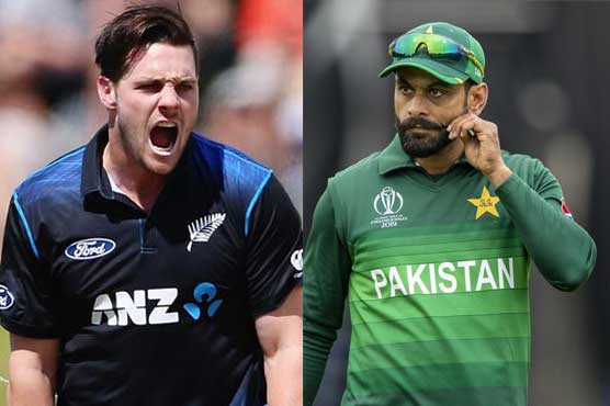 'Don't blame New Zealand players,' McClenaghan tells Hafeez
