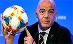 FIFA to consult football leaders on international calendar in push to hold biennial World Cup