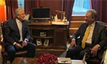 Qureshi, Khalilzad discuss continuing need for inclusive Afghanistan settlement