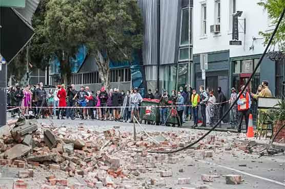 آسٹریلیا میں 5.9 شدت کا زلزلہ، لوگ گھبرا کر سڑکوں پر نکل آئے