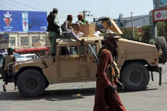 افغانستان میں چیک پوسٹ پر مسلح افراد کا حملہ، 5 افراد ہلاک