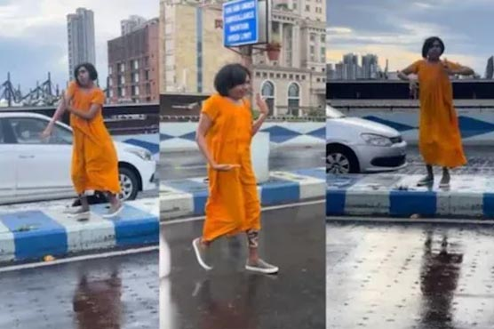Video goes viral as social media influencer fined for dancing on flyover