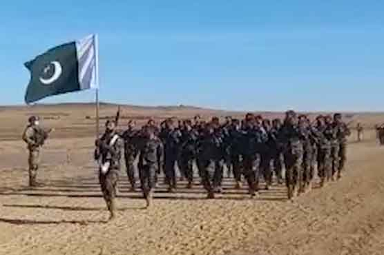 Pakistan among SCO member states partake Peace Mission drill in Russia