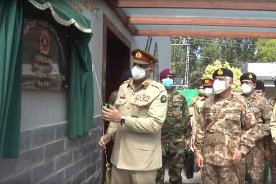 COAS underscores greater synchronisation to tackle battlefield challenges