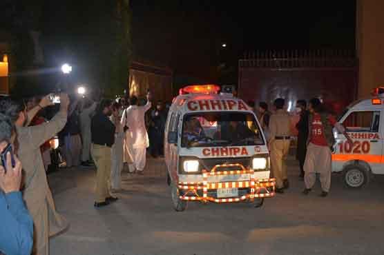 کوئٹہ: زیرتعمیر سڑک کنارے نصب ریموٹ کنٹرول بم دھماکہ، 2 پولیس اہلکارزخمی