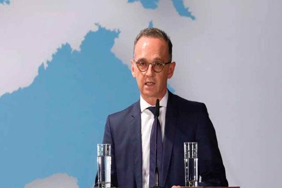German FM says Taliban 'show' at UN would serve no purpose
