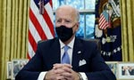 Fact Check-Cursing about Biden is not illegal in US, as satirical posts claim