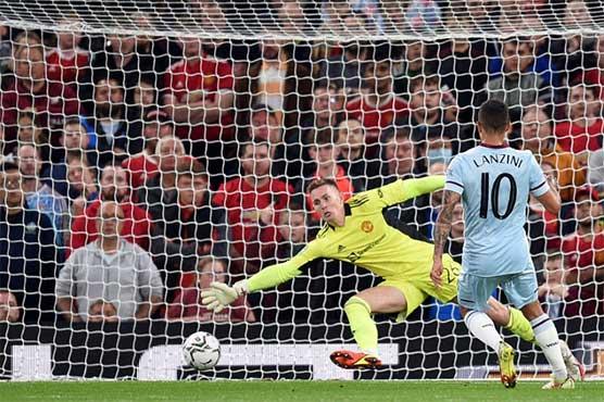 Man Utd crash out of League Cup, Spurs, Chelsea advance