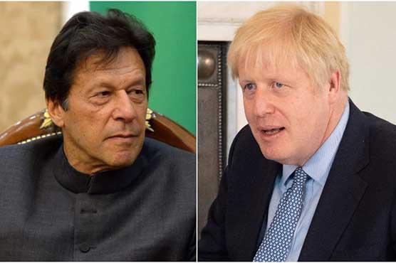 UNGA session: Boris Johnson lauds PM Imran for billion trees project