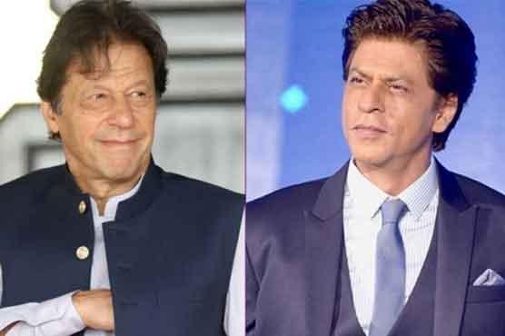 شاہ رُخ نے عمران خان کیساتھ تصویر کیوں شیئر کی؟ بھارتیوں کے تن بدن میں آگ لگ گئی