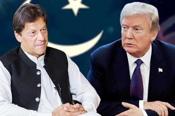 Trump praises PM Imran for helping US troops get out of Afghanistan