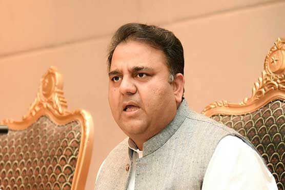 PM once again to call UN attention towards Indian atrocities in IIOJK: Fawad