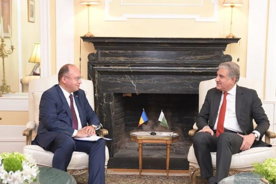 FM, Romanian counterpart discuss latest situation in Afghanistan