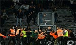 French football wrestles with violence in stadiums as fans return