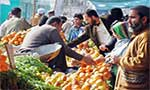 Pakistan's weekly inflation declines to 7.87 percent