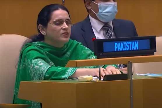 نابینا پاکستانی سفارتکار کا کشمیر پر بھارت کو ٹھوس جواب، سب کے دل جیت لیے