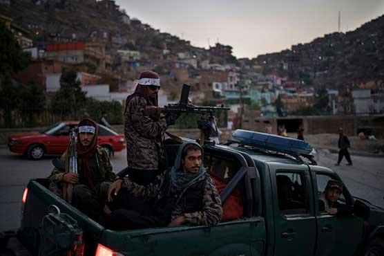 Taliban hang bodies of four men in Herat city