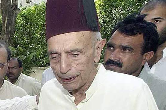 بابائے جمہوریت نواب زادہ نصر اللہ خان کو دنیائے فانی سے رخصت ہوئے 18 برس بیت گئے
