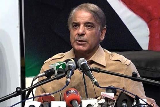 راولپنڈی میں نون لیگ کا آج ورکرز کنونشن، شہباز شریف خطاب کریں گے