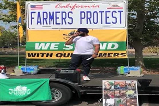 مودی کی امریکا آمد کے خلاف کیلی فورنیا میں بھی احتجاجی کار ریلی