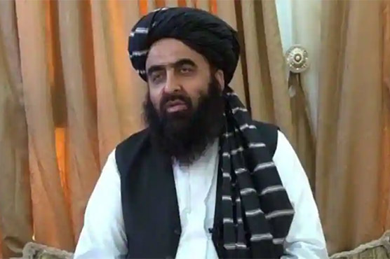 افغانستان میں امن لانے کا سہرا مقامی لوگوں کے سر ہے: امیر خان متقی