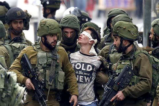 مقبوضہ بیت المقدس کے قریب اسرائیلی فائرنگ سے 4 فلسطینی شہید، متعدد زخمی