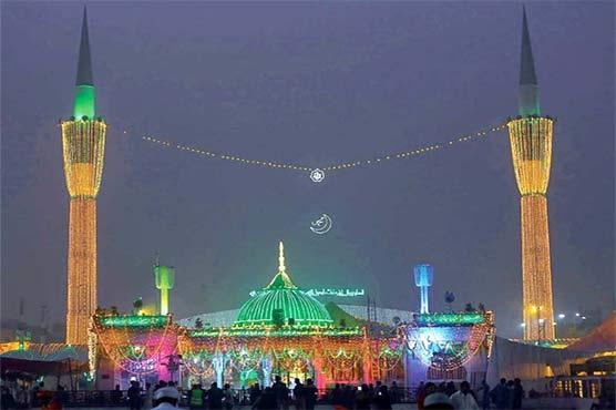 حضرت داتا گنج بخش علی ہجویریؒ کے 978 ویں عرس کی تقریبات کا آغاز