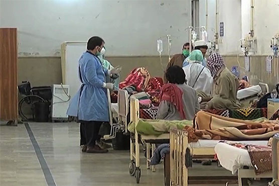 Balochistan reports 12 new COVID-19 cases in last 24 hours