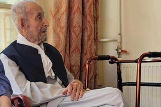 Oldest Pakistan Army veteran Sultan Mohammed Khan passes away at 103