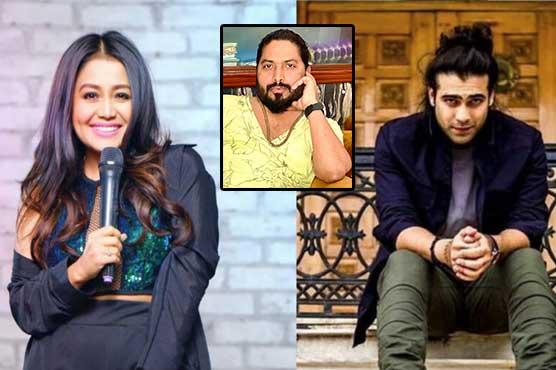 پاکستانی گیت نگار عاصم رضا نے جوبن نوٹیال اور نیہا ککٹر کو 'دھوکے باز' قرار دیدیا