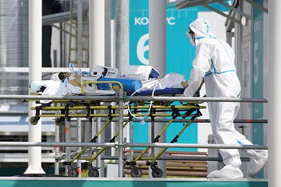 Russia reports record daily coronavirus deaths
