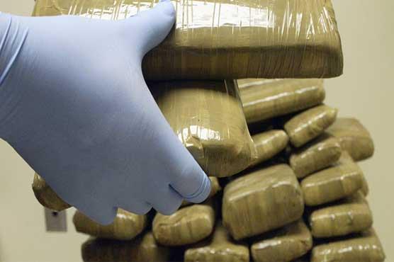 جیکب آباد :کروڑوں کی منشیات سمگلنگ کی کوشش ناکام،650کلو چرس برآمد