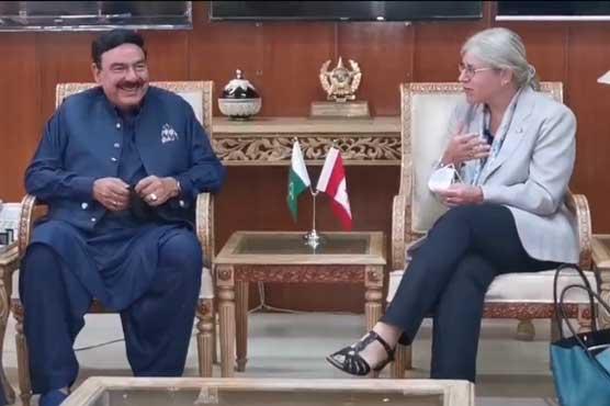 افغانستان ایک خود مختار ملک ہے جو فیصلے لینے کے لئے بااختیار ہے: شیخ رشید