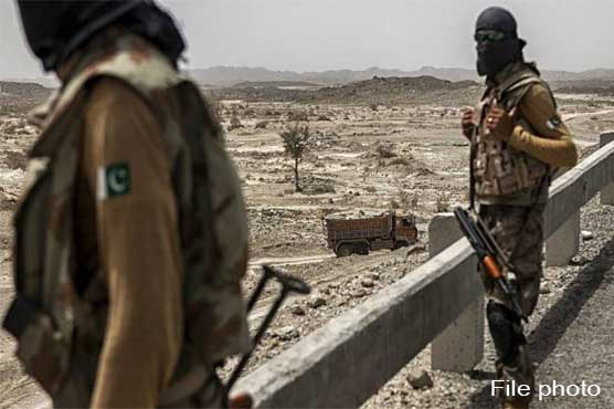 One FC soldier martyred in terrorist attack from Iranian territory: ISPR
