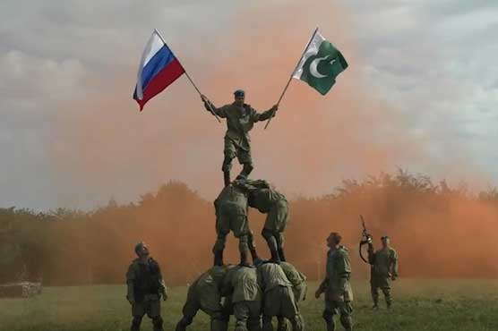 Pakistan-Russia military exercise Druzhba VI commences