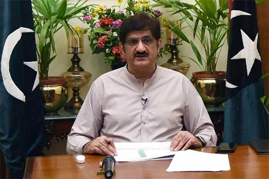 Sindh reports three more deaths, 528 COVID-19 cases: Murad Ali Shah